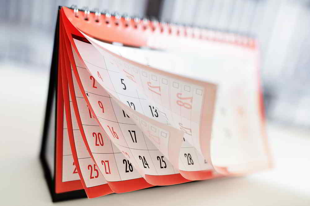 Niedziele handlowe - kalendarz niedziel wolnych od handlu