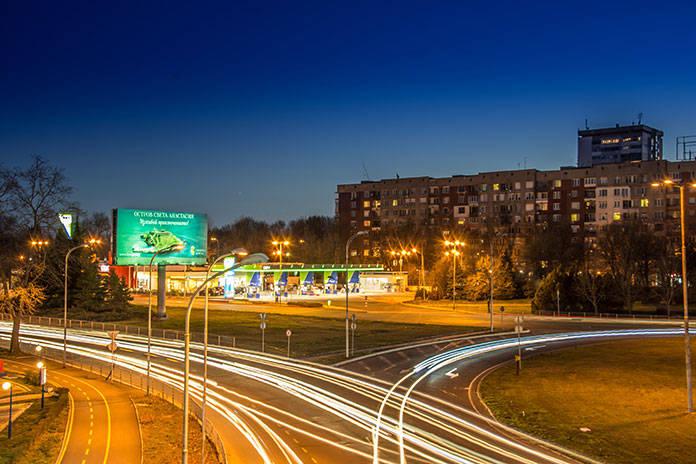 Dlaczego warto reklamować się na billboardach w Krakowie?